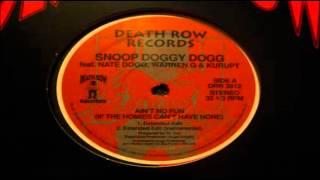 Snoop Dogg - Ain't no fun feat. Nate Dogg, Kurupt & Warren G