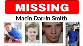 HELP FIND MACIN SMITH MISSING TEEN