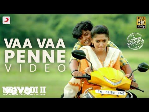 Uriyadi 2 - Vaa Vaa Penne Video (Tamil) | Vijay Kumar | Govind Vasantha