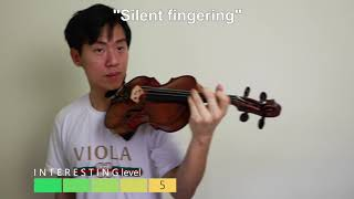 All Contemporary Violin Techniques Ranked by how   I N T E R E S T I N G   they are