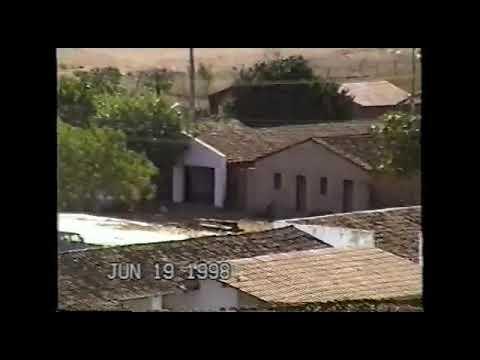 Bela Vista do Piauí em junho de 1998