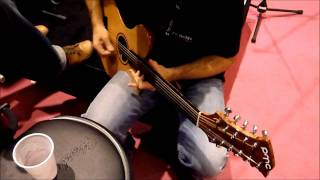 Kenny Serane PMC Guitars Acoustic Byblos (oud guitare)