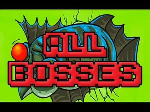 All Bosses - Zombie Fish Tank
