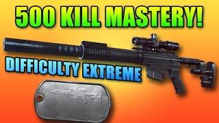 BF4 CS5 Hardest Dog Tag Mastery! | Battlefield 4 Dragon's Teeth DLC