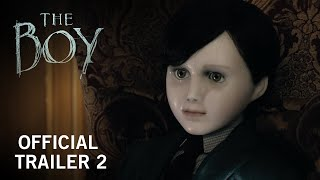The Boy - Official Trailer 2