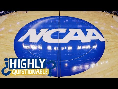 College basketball could end as we know it, according to a report | Highly Questionable | ESPN
