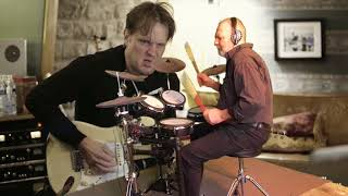 Slow Train drum cover of Joe Bonamassa new album.