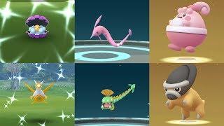Clamperl  - (Pokémon) - Catch Clamperl,Latias Shiny - Egg Hatch Happiny,Shieldon - Evolution Gorebyss & Hentail