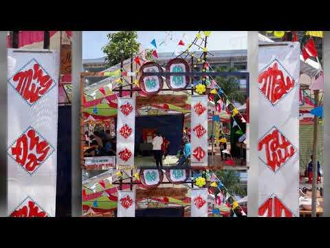 Hội trại mừng Đảng mừng Xuân năm học 2017 - 2018 trường THCS - THPT Suối Nho