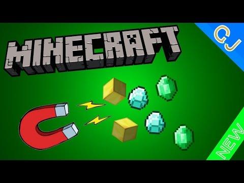 Auto Pickup Mod | Minecraft