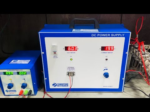 PIPL 24180DCPSP / Programmable DC Power Supply