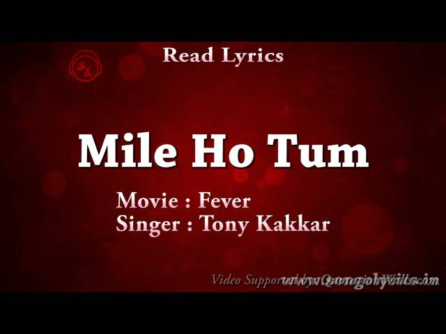 Mp4 video songs tum mile movie free download / Imdb party