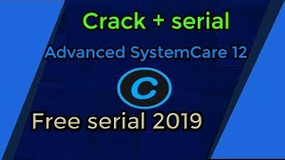 advanced systemcare 12.0.3 activation key