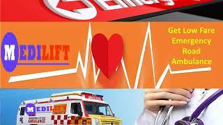 Most Dedicated Medical Team in Medilift Ambulance Patna