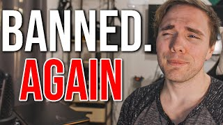 BANNED AGAIN - (How EVERYONE can be self employed) #grindreel