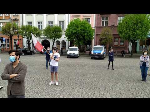 Wideo1: Spacer obywatelski po leszczyńskiej starówce