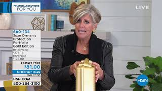 HSN | Suze Orman Financial Solutions for You 01.26.2020 - 02 PM