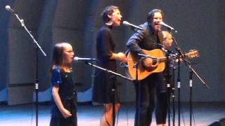 Singin Woody Guthrie <b>Sarah Lee Guthrie</b> & Family Live Saratoga Springs NY 5162015