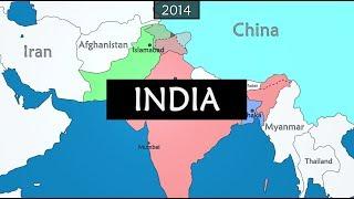 India - Summary Of History Since 1900
