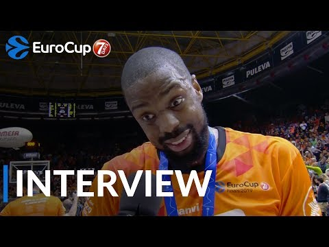 Finals interview: MVP Will Thomas, Valencia