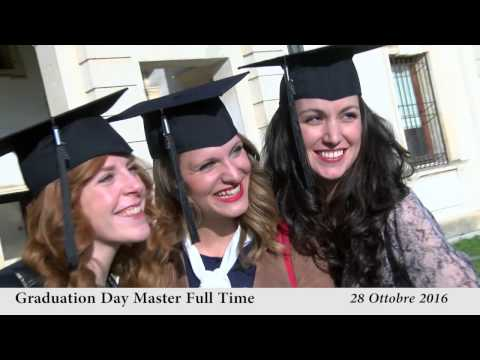 Graduation Day Master Full Time 2016