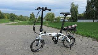 Мой велосипед JAVA X3