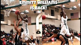 EMMITT WILLIAMS IS BACK + Damon Harge GOES OFF! Oak Ridge vs. Jones Recap