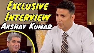 Rajeev Masand Interview With Akshay Kumar | CNN News 18