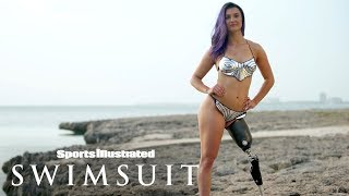 Brenna Huckaby, SIS' First Paralympian, Makes Her Debut | Uncovered | Sports Illustrated Swimsuit