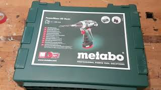 Metabo Powermaxx BS Basic 10,8v