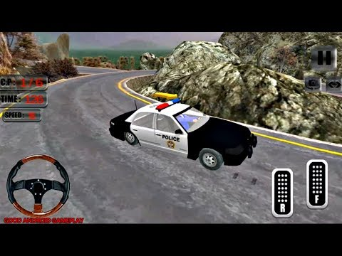 Offroad Police Jeep Simulator 2018 | Police Car Android GamePlay FHD