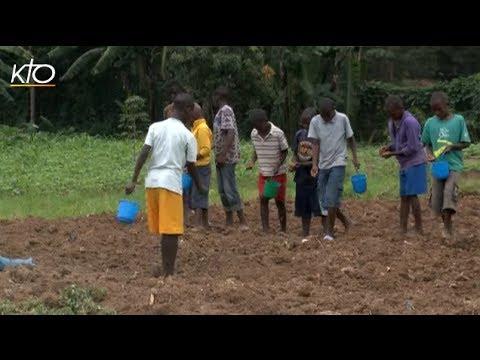 Volontaires Fidesco au Rwanda