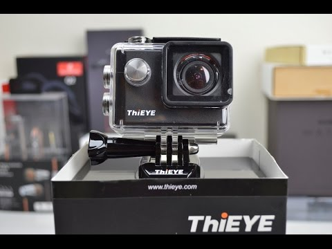 ThiEYE i60 Action Camera Review