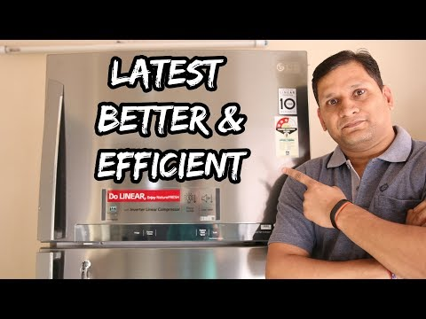 LG Refrigerator Inverter Linear Compressor Technology