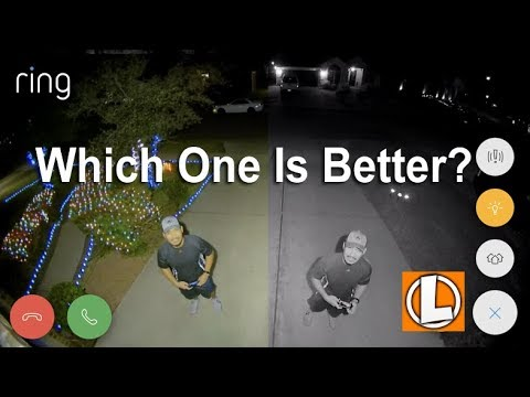 Ring Spotlight Cam & Ring Floodlight Camera - Night Vision Issues - Can Ring Fix It?