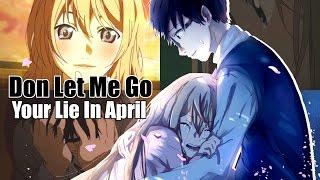 Don't Let Me Go || Abunai 2015 AMV Contest [3rd Place]