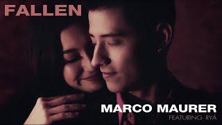 Marco Maurer - Fallen Ft.Ryá [Official Music Video]