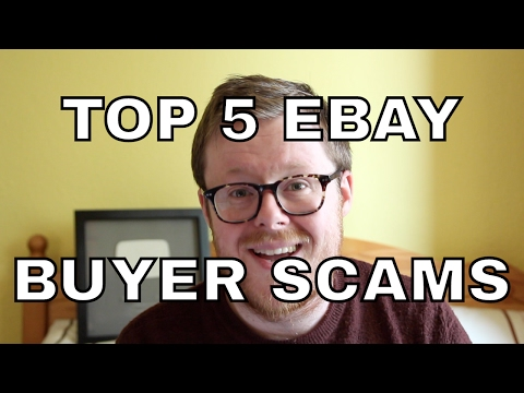 Top 5 eBay Buyer Scams & How to Avoid Them - eBay Advice Part 1