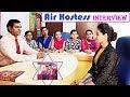 Air #hostess interview video : #Cabin #crew job