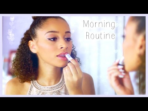 ✿ My Spring Morning Routine 2015 ✿