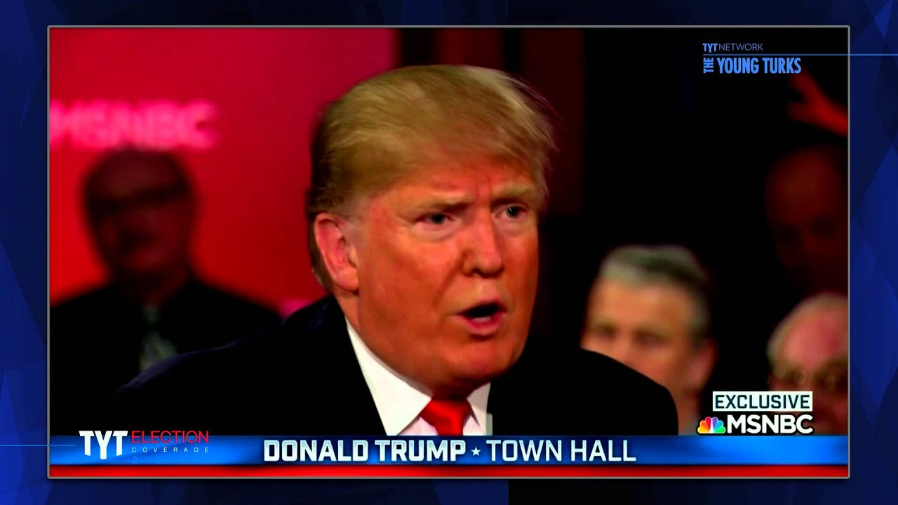 MSNBC Town Hall: The WORST Line Was... thumbnail