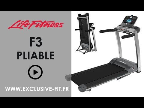 Tapis De Course Life Fitness F3 TRACK | Exclusive Fit