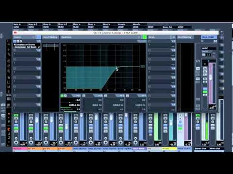 Mixing 201 – Parallel and multiband compression