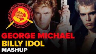 Careless Rebel (George Michael + Billy Idol Mashup By Wax Audio)