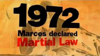 MARCOS MARTIAL LAW vs PEOPLE POWER: The Untold Story