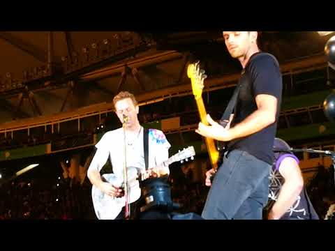 Coldplay - Amor Argentina - Buenos Aires (15/11/2017) X
