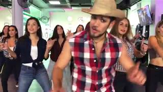 La Player Bandolera - Zion Y Lennox By Cesar James Zumba Cardio Extremo Cancun