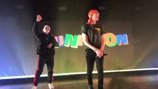PRETTYMUCH Performing REAL FRIENDS JELLO | FUNKTION TOUR 2018| CHICAGO