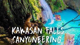 CANYONEERING CEBU & KAWASAN FALLS (CEBU, PHILIPPINES)