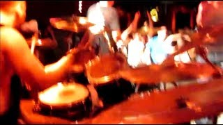 STRUNG OUT - MISSION TO MARS - Drum Cam (Rock And Roll Hotel | Washington DC)